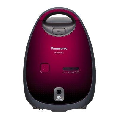 画像3: Panasonic 電気掃除機(紙パック式) プレミアムレッド MC-PA310GX-R