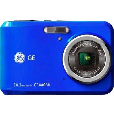 画像3: GE デジタルカメラ C1440W 高画質 14.1メガ 光学4倍ズーム 1410万画素  C1440W