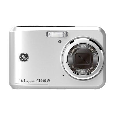 画像4: GE デジタルカメラ C1440W 高画質 14.1メガ 光学4倍ズーム 1410万画素  C1440W